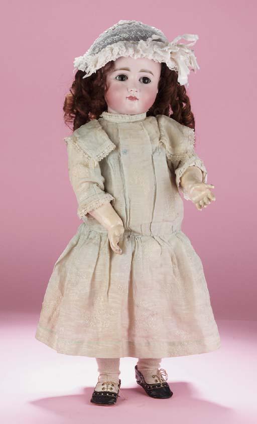 A early Kestner child doll