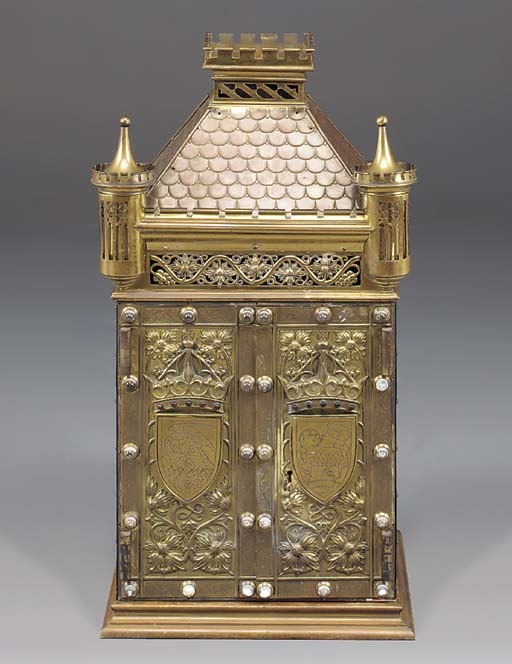 A Brass and Copper Tabernacle