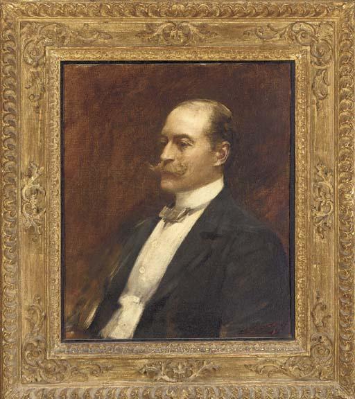 Edwin Arthur Ward, R.P. (1860-