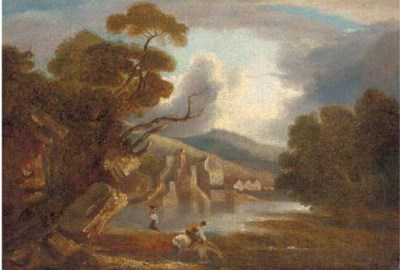 Attributed to Thomas Barker of