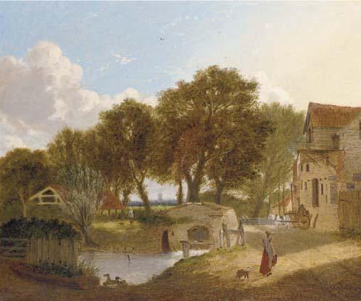 Alfred George Stannard (1828-1