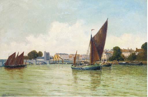 Arthur Gordon, circa 1905
