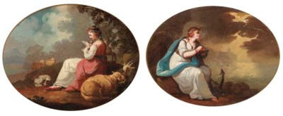 Attributed to Moses Haughton (