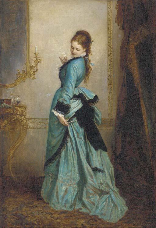 Ernest Barthelemy Michel (1833