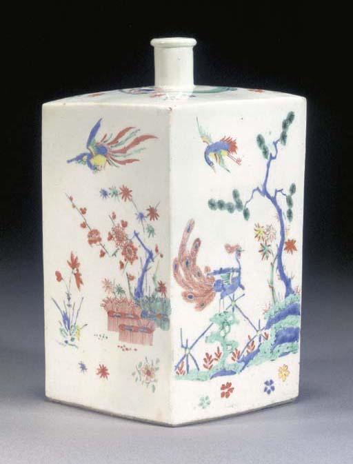 A Kakiemon tokuri Edo Period,