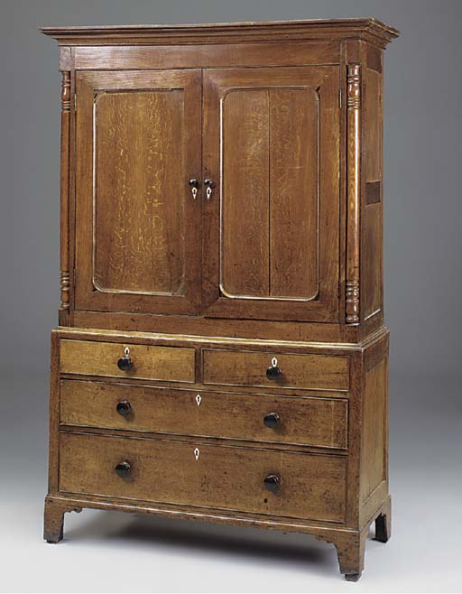 AN OAK LINEN PRESS, WELSH, EAR