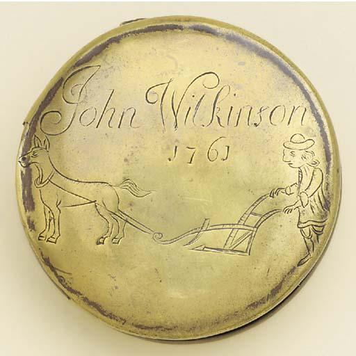 An early George III circular b
