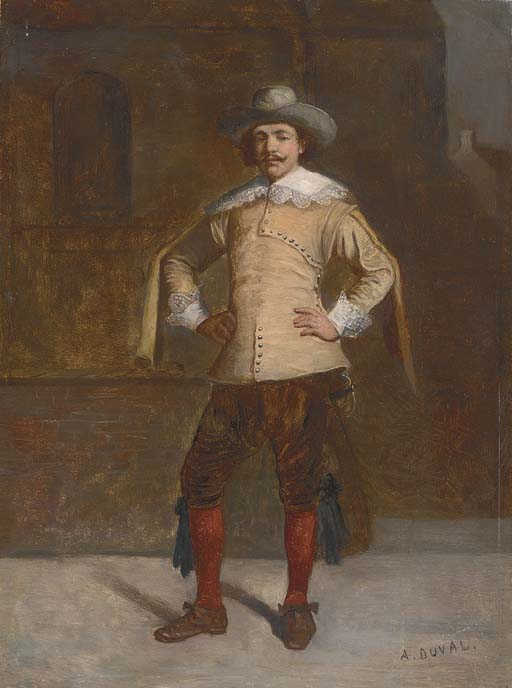Alix Duval (b.1848)