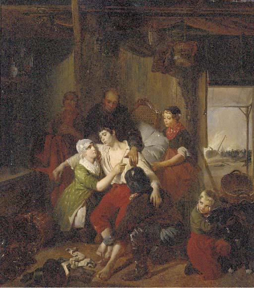 Jakob Josef Eeckhout (1793-186