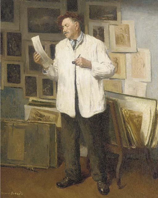 Henri Georges Breard, 19th Cen