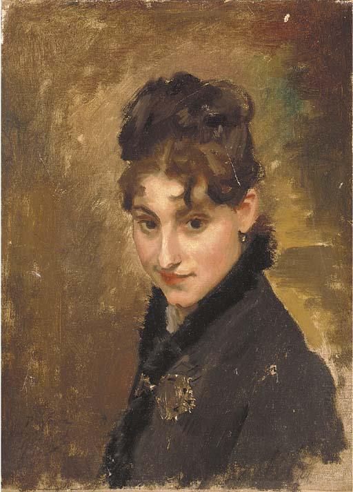 Gustave Jean Jacquet (1846-190