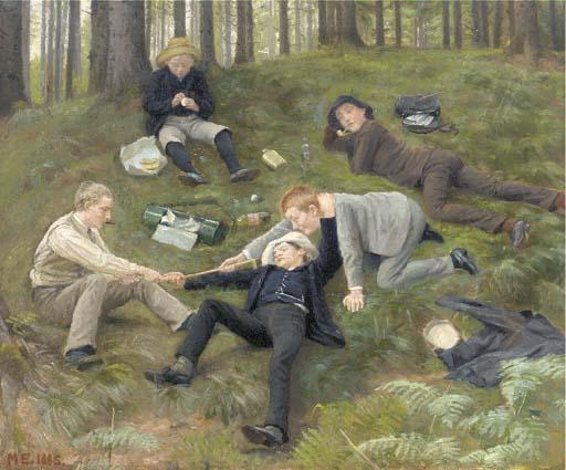 Malthe Odin Engelstedt (1852-1