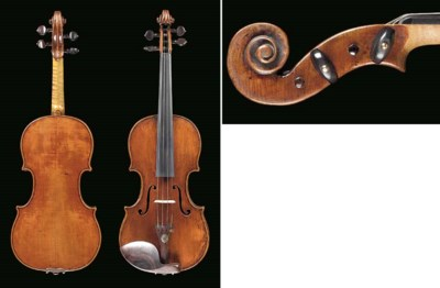 A good Italian violin by Giuse