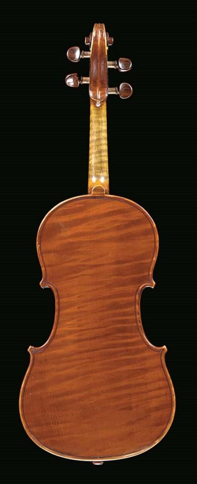 A French viola by Auguste Séba