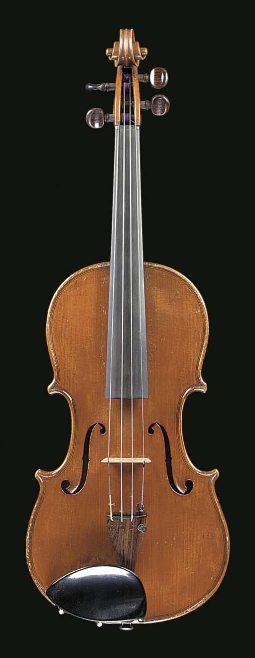 An Italian violin by Giulio De