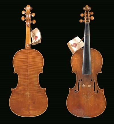 An Italian violin probably by