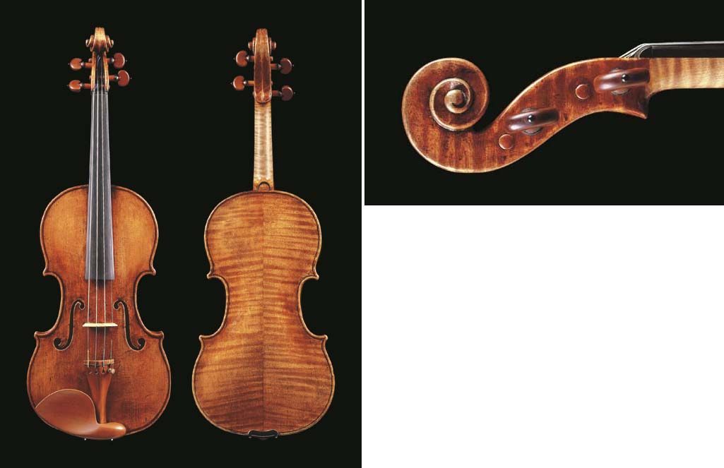 A fine Italian violin by Giuse