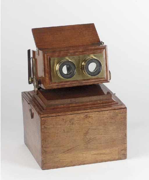 Achromatic Stereoscope no. 167
