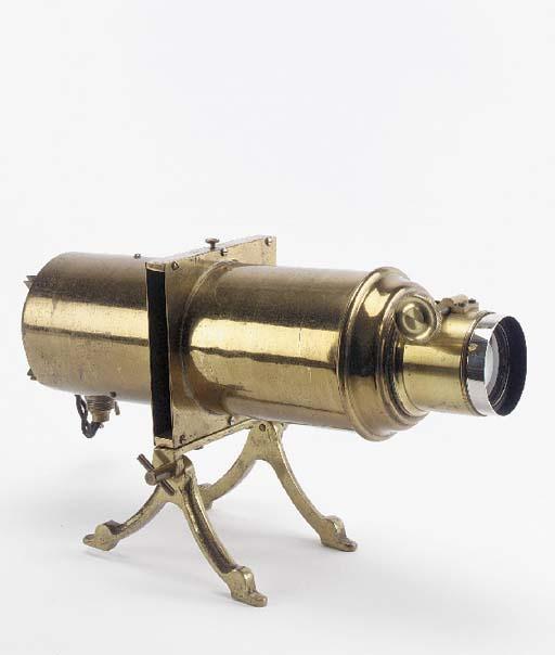 Lantern slide projector no. 78