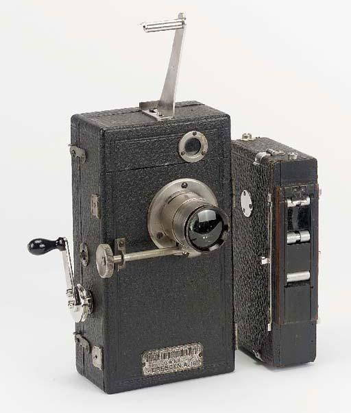 Cinematographic camera no. 709