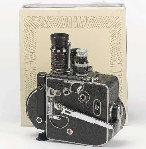 Bolex H8 camera no. 154500