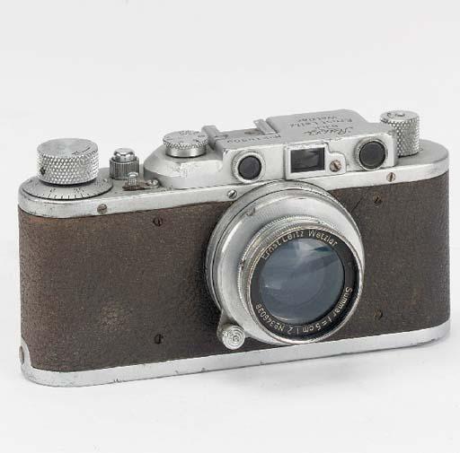 Leica II no. 218309