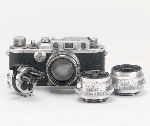 Leica III un-numbered