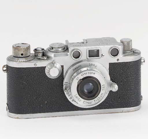 Leica IIIf no. 587987