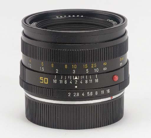 Summicron-R f/2 50mm. no. 3479