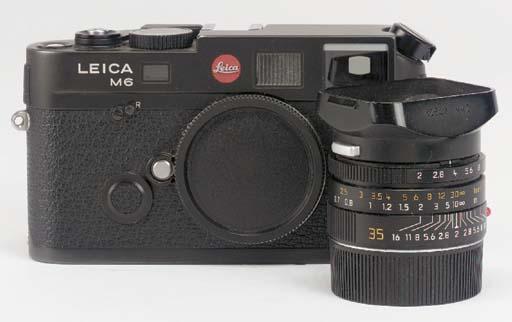 Leica M6 TTL no. 2467882