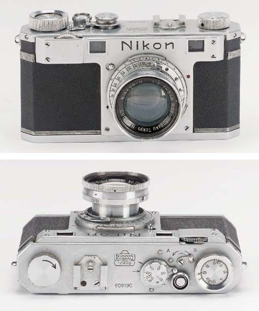 Nikon I no. 609190