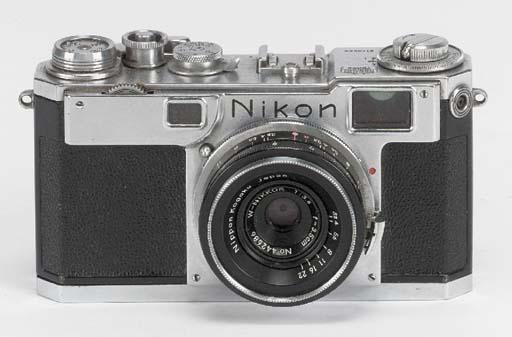 Nikon S2 no. 6172586