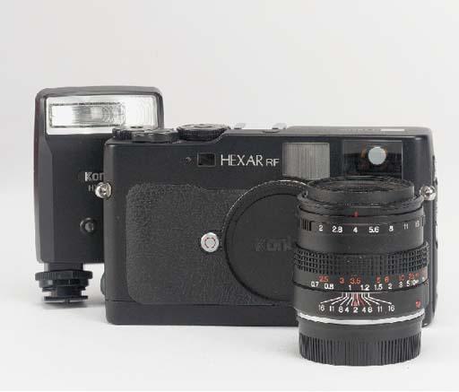 Konica Hexar RF no. 1444940