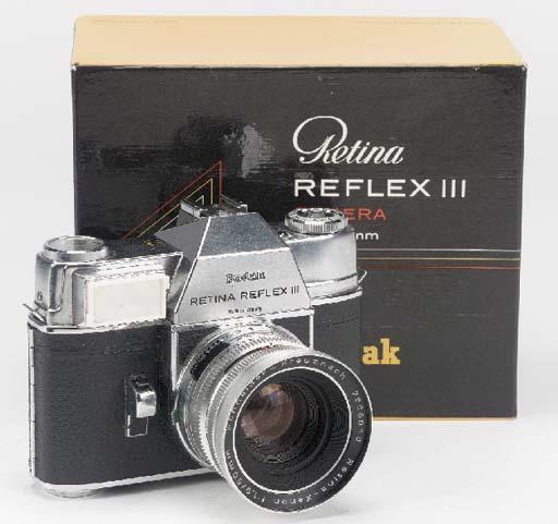 Retina Reflex III no. 139644