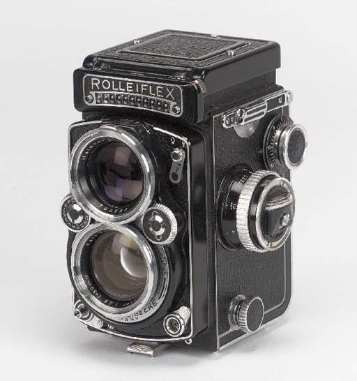 Rolleiflex 2.8E no. 1660423