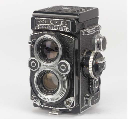 Rolleiflex 3.5F no. 2802275