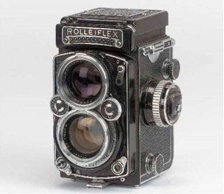 Rolleiflex TLR no. 1644495