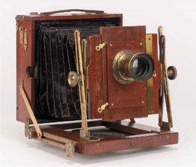 Sanderson field camera no. 513
