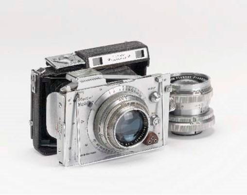 Makina IIIR camera
