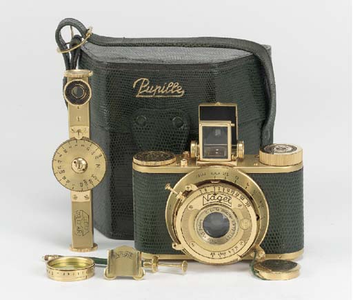 Pupille gift camera
