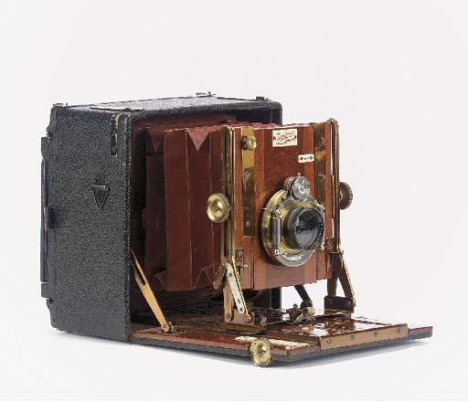 Sanderson hand camera no. B234