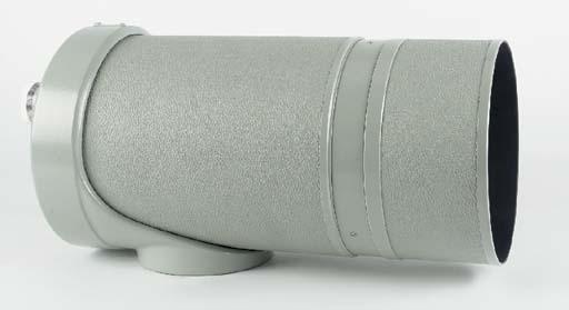 Spiegelobjectiv f/5.6 1000mm.