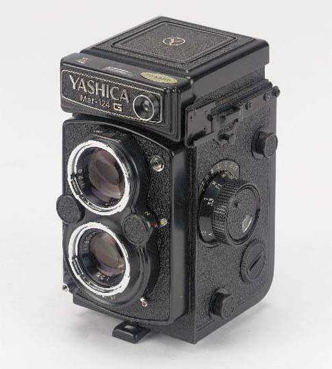 Yashica-Mat 124G no. 59245
