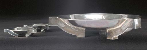 A Suite of George V Silver Bow