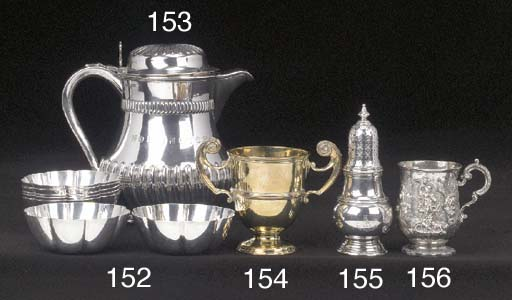 A Set of Seven George V Silver