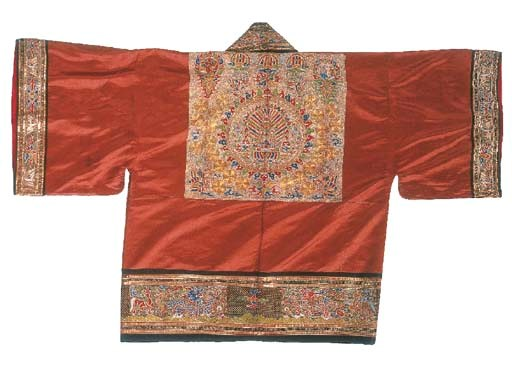 A Chinese Taoist priest's two-