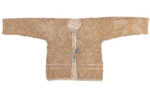 An under-jacket of fine bamboo