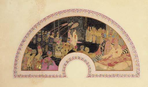 'The daughter of Shah Zenar' b