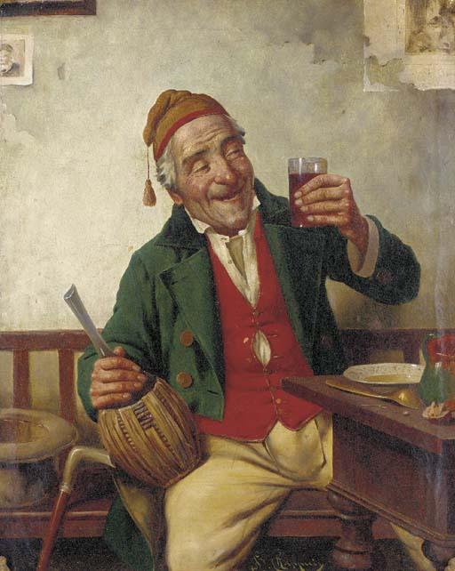 B.Chappuis (French, 19th Centu
