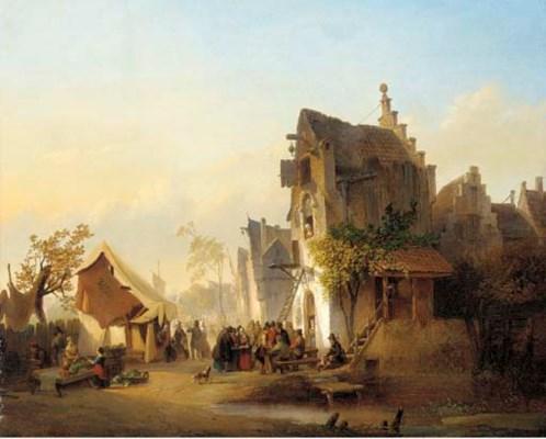 Henri Adolphe Schaep (Dutch, 1